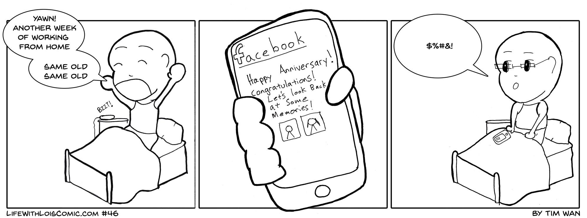 Anniversary – Part One