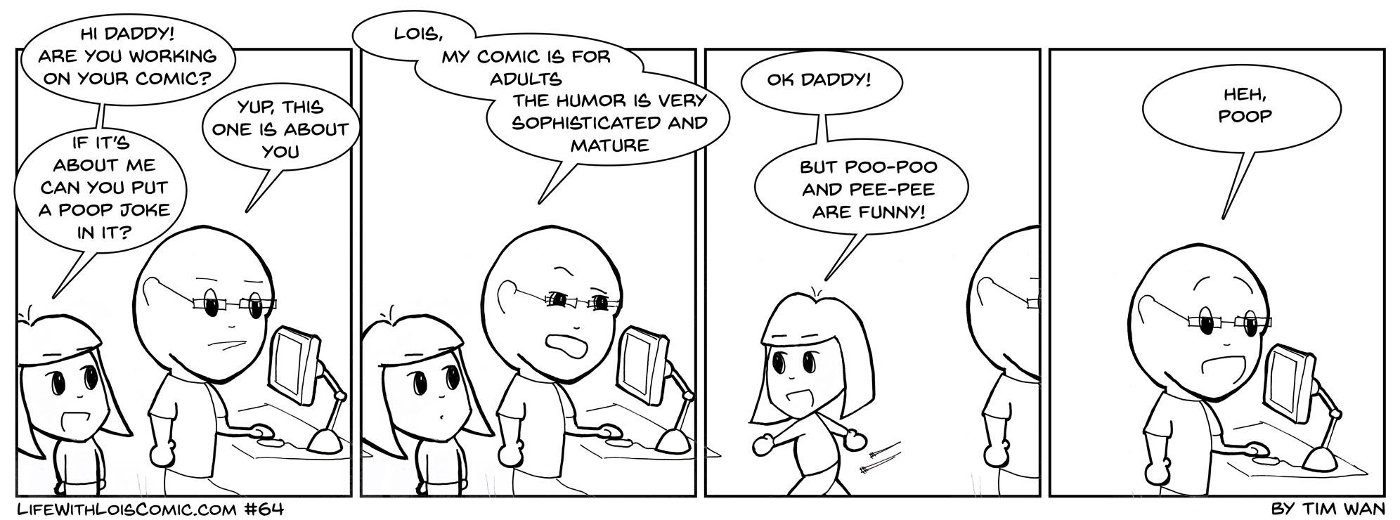 Mature Humor