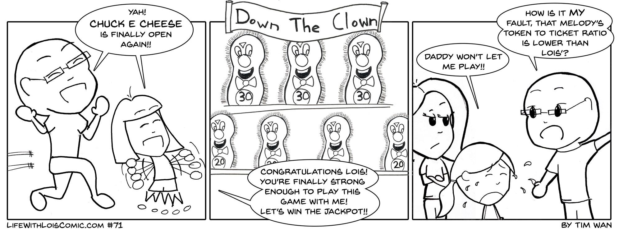 Down The Clown